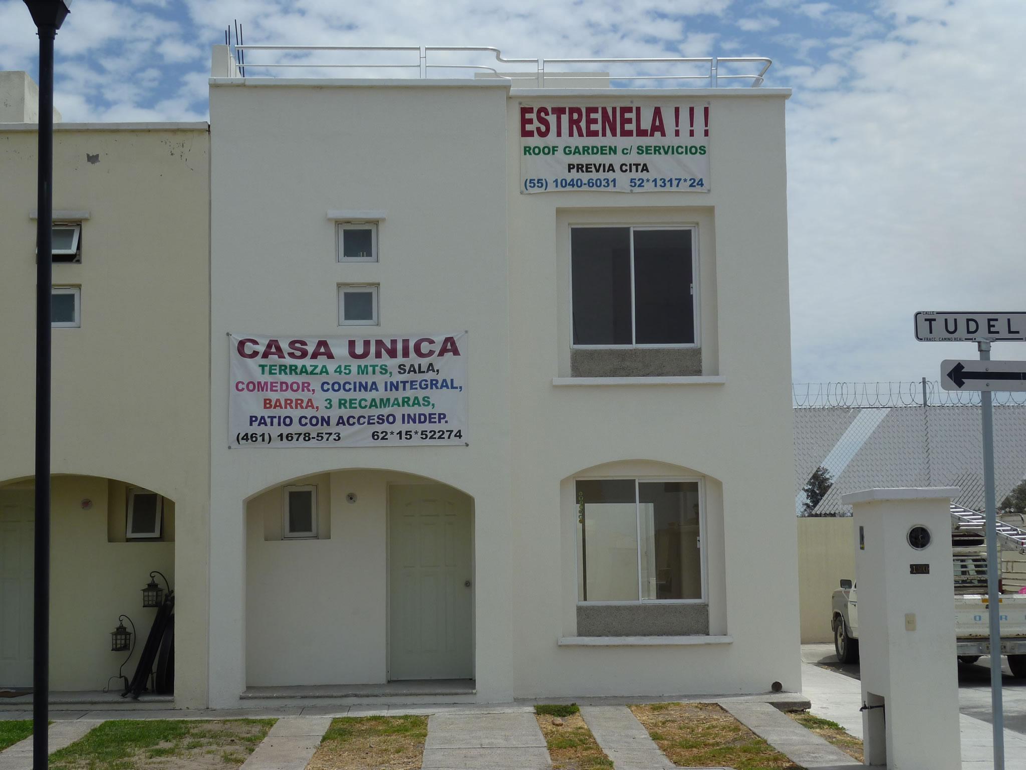 Casa en celaya real de tudela venta y renta de bienes for Casas en renta en celaya