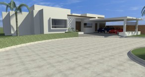 Casa en Alamo Country Club Celaya 360m2