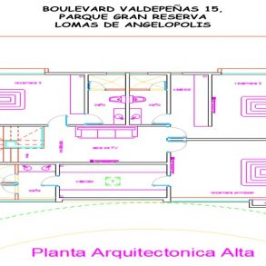 Gran Reserva 15 - Proyecto Casa en Venta Angelópolis